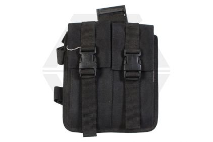 Mil-Force Drop Leg Multi Magazine Pouch for 2x M16 (Black)