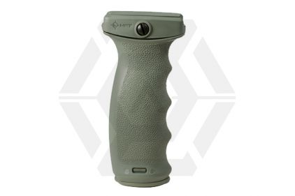 MFT Ergonomic Vertical Foregrip for 20mm RIS (Foliage Green)