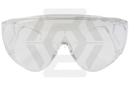 Sansei Protection Glasses with Clear Lens