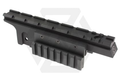 DTP Triple Mount Base for P90 © Copyright Zero One Airsoft