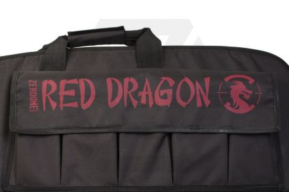 Zero One Custom AEG Red Dragon with Rifle Bag