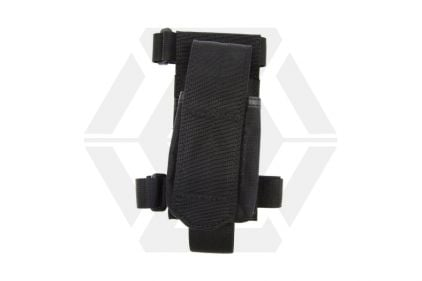 Blackhawk Buttstock Mag Pouch (Black) © Copyright Zero One Airsoft
