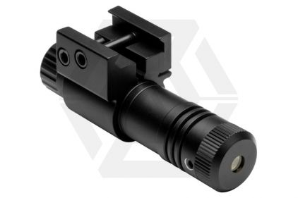 NCS Rail Mounted Slim Line Green Laser with Remote Pressure Switch