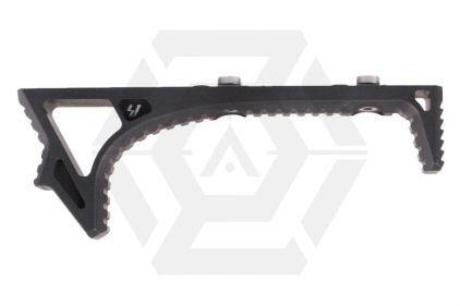Strike Industries Link Curve Foregrip for KeyMod & M-Lok (Black) © Copyright Zero One Airsoft