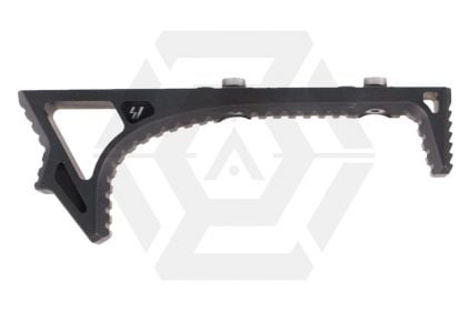 Strike Industries Link Curve Foregrip for KeyMod & M-Lok (Black)