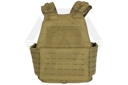 Viper Laser MOLLE Platform Vest (Coyote Tan) © Copyright Zero One Airsoft