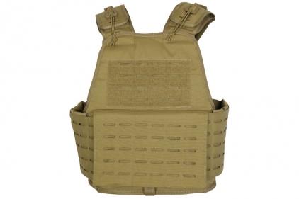 Viper Laser MOLLE Platform Vest (Coyote Tan)