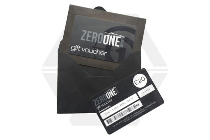 Gift Voucher for £50 © Copyright Zero One Airsoft
