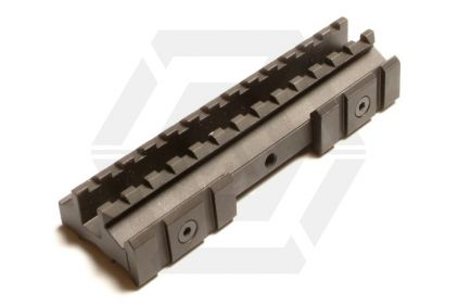 NCS AK Series 20mm RIS Mount Base for Upper Receiver © Copyright Zero One Airsoft