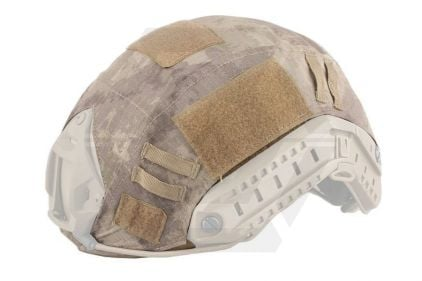 101 Inc Fast Helmet Cover (ATACS AU) © Copyright Zero One Airsoft