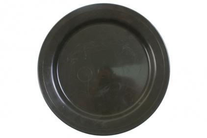 Mil-Com Plastic Plate (Olive)