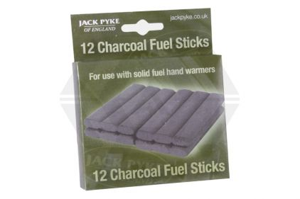 Jack Pyke Charcoal Hand Warmer Refill Pack © Copyright Zero One Airsoft