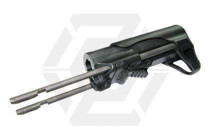 G&G M4 GOS-V5 Stock (Black) © Copyright Zero One Airsoft