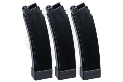 ASG AEG Mag for Scorpion EVO 3 75rds (Pack of 3)