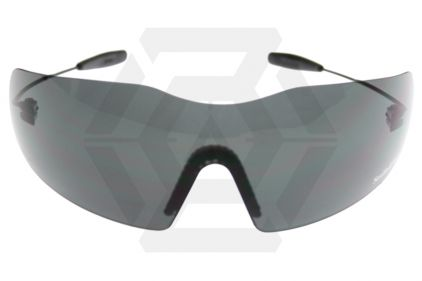 Smith & Wesson Shooting Glasses with Smoke Lens