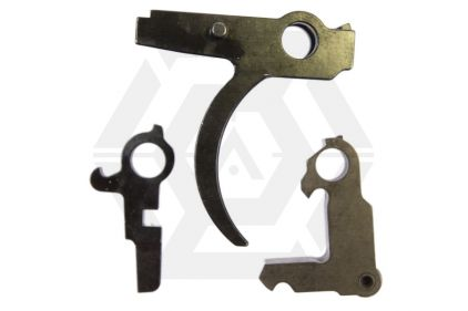 RA-TECH Steel CNC Trigger Set for WE G39