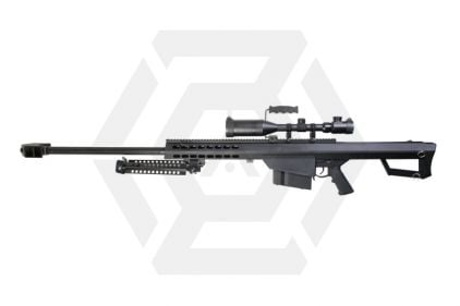 Snow Wolf Spring M82A1 with 3-9x40 Scope © Copyright Zero One Airsoft