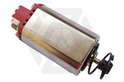 ZCA Motor with Short Shaft Standard