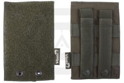 Viper MOLLE Velcro Panels (Olive) © Copyright Zero One Airsoft