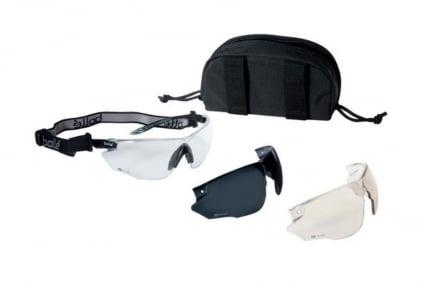 Bollé Ballistic Glasses Combat (Black)