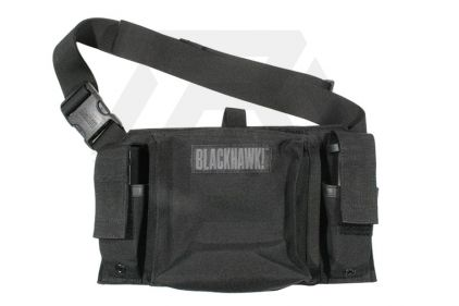 Blackhawk Shotgun Bandoleer (Black)