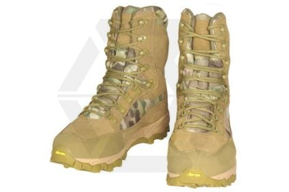 Viper Elite-5 Waterproof Tactical Boots (MultiCam) - Size 8 © Copyright Zero One Airsoft