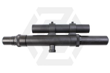 Top Metal Gas Block For Top M60 © Copyright Zero One Airsoft