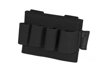 Viper MOLLE Shotgun Shell Holder (Black) © Copyright Zero One Airsoft