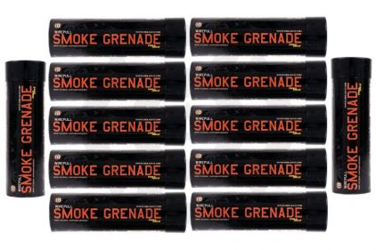 Enola Gaye Wire Pull Smoke (Orange) Box of 10 (Bundle)