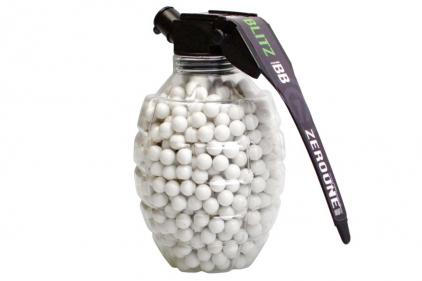 Zero One Blitz BB 0.25g 800rds Grenade (White)
