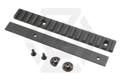 Laylax (First Factory) M733 Bottom Handguard Rail © Copyright Zero One Airsoft