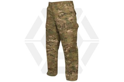 """Tru-Spec U.S. BDU Rip-Stop Trousers (MultiCam) - Size XL 39-43"""""""