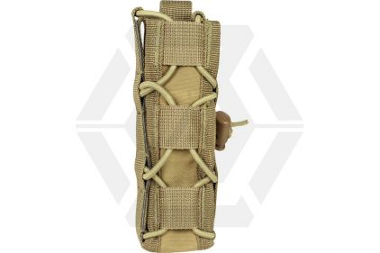 Viper MOLLE Elite Extended Pistol/SMG Mag Pouch (Coyote Tan)