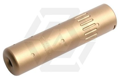 G&G QD Suppressor for SCAR Type Flash Hider (Tan)