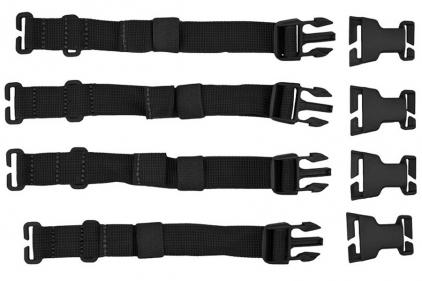 5.11 RUSH Pack Tier System (Black)