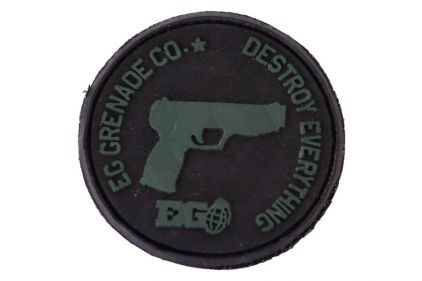 "Enola Gaye Velcro PVC Patch ""Destroy Everything"""