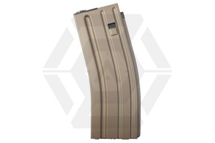 Tokyo Marui Recoil AEG Mag for M4 430rds (Dark Earth) © Copyright Zero One Airsoft