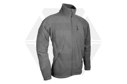 Viper Special Ops Fleece Jacket Titanium (Grey) - Size Extra Extra Large