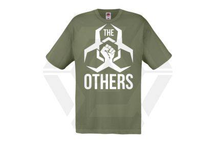 Daft Donkey Special Edition NAF 2018 'The Others' T-Shirt (Olive)