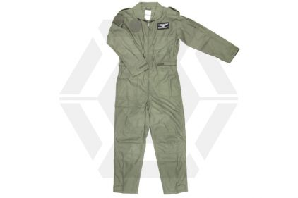 "Fostex Flight Suit (Olive) - Chest 34-36"" © Copyright Zero One Airsoft"