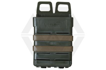 Viper MOLLE Fast Mag Case (Olive) © Copyright Zero One Airsoft