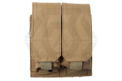 Mil-Force Double Mag Pouch for M4 (Tan)