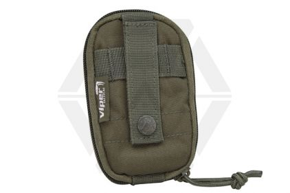 Viper MOLLE Covert Dump Bag (Olive) © Copyright Zero One Airsoft