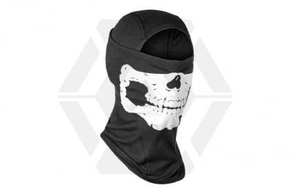 Invader Gear Skull Balaclava (Black)