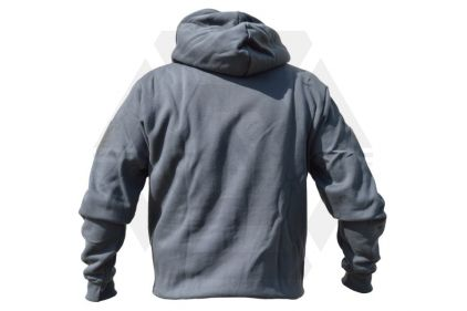 Viper Tactical Zipped Hoodie Titanium (Grey) - Size Extra Extra Large