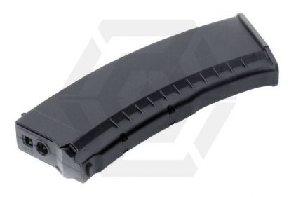 G&G AEG Mag for AK GK74 120rds (Black)