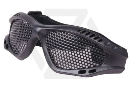 Viper Tactical Mesh Glasses (Black)
