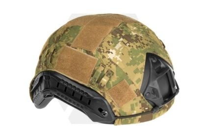Invader Gear Fast Helmet Cover (Digital Woodland) | £10.95