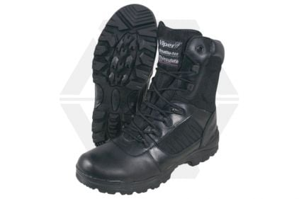 Viper Tactical Boots (Black) - Size 6 © Copyright Zero One Airsoft