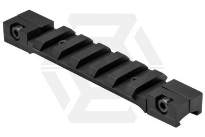 "NCS 3/8"" Dovetail to 20mm Rail Scope Mount Adaptor"